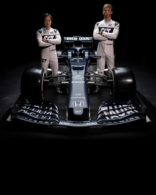 Scuderia Toro Rosso - EDIFICE Mens Watches - CASIO 4bc6526d4b5f