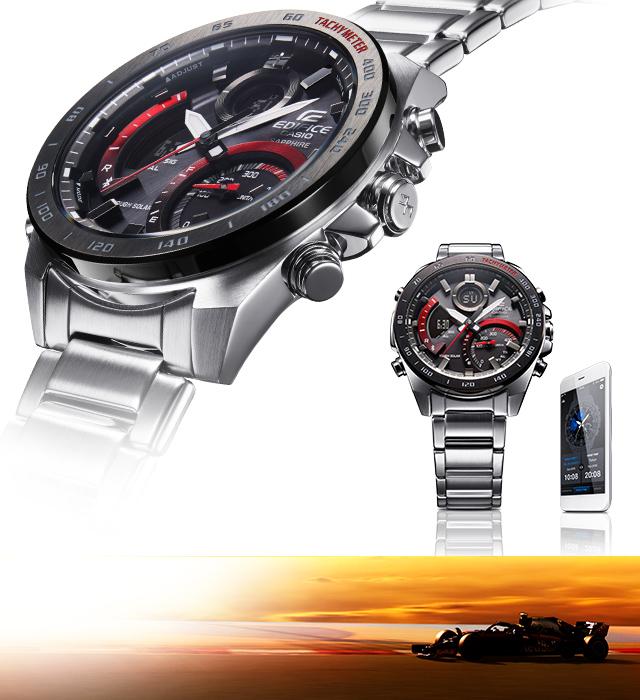 b815cb8ec7 EDIFICE エディフィス – 男性用腕時計 - CASIO