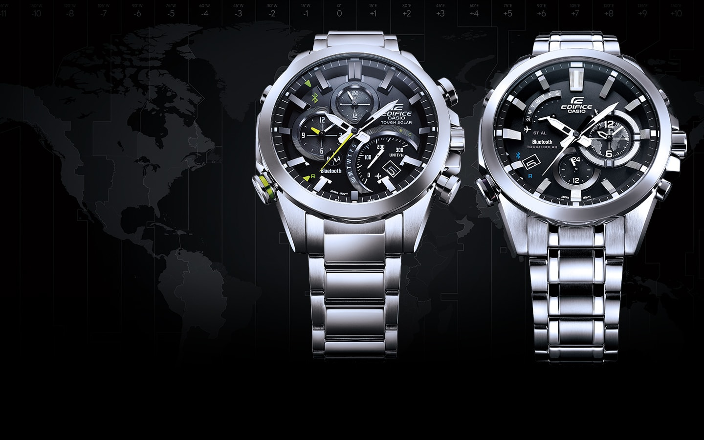 Casio Edifice 2016 Collection