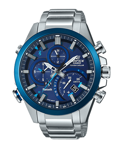 9c943b9c3 EQB-501 - Smartphone Link - Collection - EDIFICE Mens Watches - CASIO